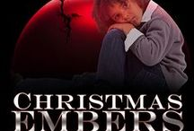 Christmas Embers / A little boy's Christmas wish, the agony of seeing friends going through the betrayal of adultery, the rush to find a man before it's too late, the unexpected and incomprehensible reach of the past into the present.  Christmas Embers, 2016's Christmas novel.  Romance, a dash of mystery, and a whole lot of the Lord's grace and love. Christian fiction that is a little harder hitting than most Christmas novels.