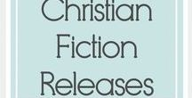 New Christian Fiction Releases / Find all your favorite Christian authors' upcoming and new releases here!    **Authors** please add your books up to six weeks before release date.  You may post anything you'd like about your upcoming book (blog posts, quote images, interviews, videos, etc.) daily, but please only repin the cover once a week from six weeks before to six weeks after the release date.  If you'd like to be added to this board, please email me at chautona@chautona.com  Christian fiction ONLY.