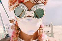 Burning Man Universe Bizarro /    Outlandish World of Burning Man
