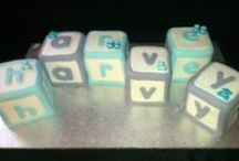 Baby Showers and Christenings Cakes