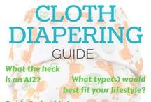 Diapering | Cloth / The best products for cloth diapering