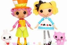 Lalaloopsy / dolls