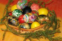 Decorated Eggs / by Sheryll Nevaeh (Gypsy Spirit)