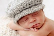 Baby clothing | Hats / Because your baby can never have too many adorable hats...