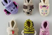 Baby clothing | Shoes / Because your baby can never have too many adorable shoes...