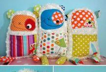 sewn toys