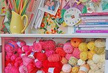 Craft room / organization