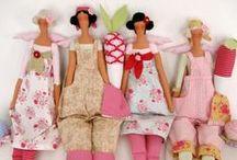 Tilda / dolls