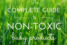 Organic / non-toxic baby / The best organic & non-toxic products for your baby
