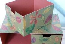 Handcrafted boxes V