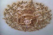 Ornate Ceilings