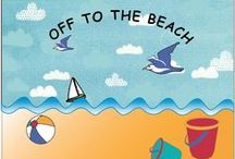 Off To The Beach- is full of surprises / Duck, Dog and Bear are Off To The Beach for a Day. See what new friends and surprises await them in this new animated book by Two Bees Books. Soon to be released on iTunes