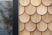 Inspiring Surfaces / Here are some of the surfaces that inspire us