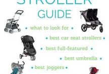 Baby gear / The best in strollers, car seats, baby carriers, bouncers, swings, and more!
