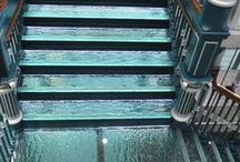 SDS15 Glass Surfaces / Highlighting some of the glass surface products that will be at Surface Design Show 2015