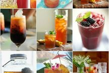 Sweet tea / Drinks
