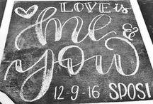 """Tableau e Guestbook Matrimonio - Wedding & Co / """"Love Her Madly"""" - The Doors -  Per il vostro giorno speciale scegliete l'originalità e la personalizzazione ad hoc di #lavagnettiamo! Tableau e Guestbook che potrete incorniciare e tenere in casa come un ricordo importante. lavagnettiamo@gmail.com"""