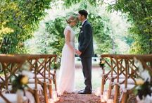 Wedding   Woodland fairytale / Natural wood - fairytale - floral - wedding inspiration - outdoor wedding ideas
