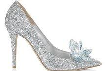 Fashion   Pretty wedding shoes / A few ideas for pretty wedding shoes in the UK (2015)