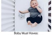 Wishlist | For baby / Useful purchases for newborns, crawlers and babies learning to walk. My best buys to help with teething, sleep and weaning.