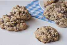 Food   Treats / Treats / snacks to make a home, a mix of healthy and naughty ones.