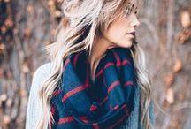 Cold season fashion