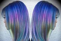 Hair opal