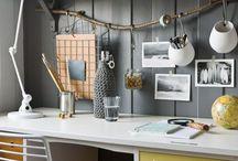 office organization / by Gayla Edwards