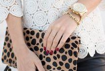 (Wanna-be) Fashionista / by Elizabeth Ashley