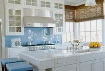 {coastal} kitchen / by Jamie Martinez