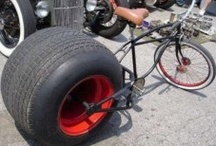 Bikes / by Doyle Wheeler