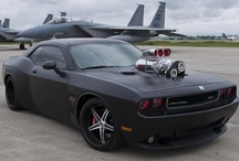Dodge Challenger / by Doyle Wheeler