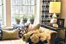 Home - Indoor / by Torrie Augello Farley