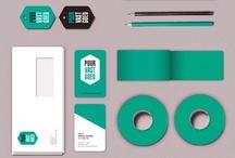 Idenities / Inspirerende logo's en huisstijlen van inspirerende vormgevers en bureau's