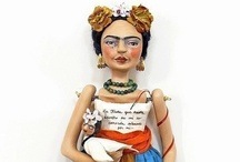 dolls / by Carolina Groot