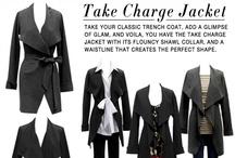 More fashion please / by Jacqueline Carey