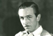 Walt Disney- The Man! / Photos and quotes of one of my all time favorite people. / by froggy 1001