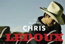 Chris LeDoux / by Doyle Wheeler