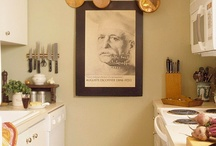 Home - Kitchens and Bathrooms / by Tracey Mohr