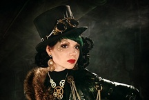 Costuming-Steampunkery