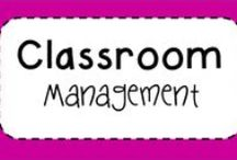 Classroom Management / Classroom Management- ideas for behavior management, organization, rules, procedures, etc.