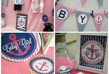 Beach Baby Shower / by Jeanine Michel