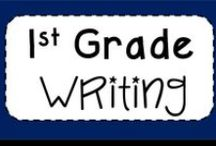 1st Grade Writing / All About 1st Grade Writing
