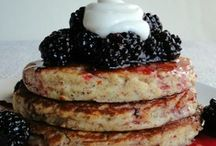 Breakfast (My Favorite Meal) Recipes / pancakes, french toast, muffins, breakfast loaves, smoothies, etc. / by Risa Mish