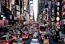 I ❤You, New York.  / by Tiffany Dyer Bird