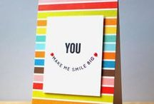 Simply Stunning Cards / The simplest of the simple yet still stunning