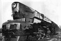 Pennsylvania Railroad / Standard of the World