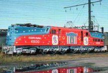 1976 Bicentennial Locomotives