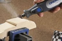 Dremel Tools / Dremel rotary tools are the perfect addition to any toolbox. Whether you're making repairs around the house or enjoying your favorite hobby.