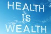 Health and Life / health conscious, heart, water, life, sport, fitness, energy, strength, well-being,